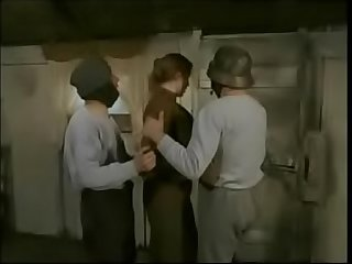 Funny Soldier German Classic Porn