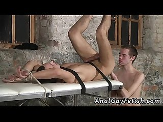 Porno gay male bondage Hugely Hung Boys Luke And Steven