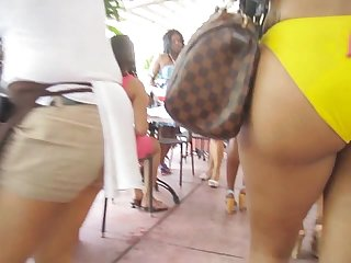 Big Butt Candids, Big Ass Candids - 100 Sexy Girls