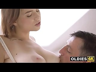 College Teen Takes A Study Break & Fucks Horny Older Guy