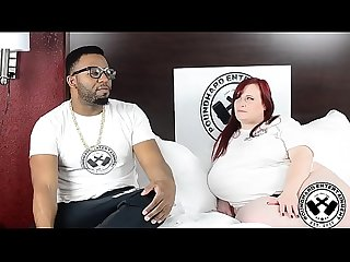 BBW PAWG PORNSTAR INTERVIEW WITH @POUNDHARDENT