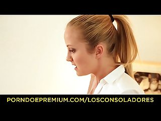 VIP SEX VAULT - Hot Spanish babe Nekane gets banged in FFM threesome
