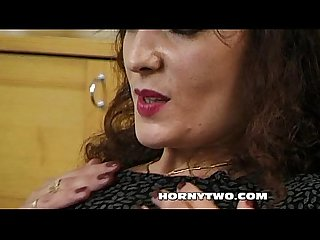 Very pretty tiny slim milf bitch young looking gets fucked deep wet cunt labia