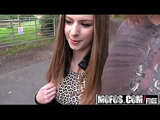 Mofos - Lets Try Anal - (Stella Cox) - British Girls First Anal Sex
